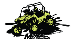 Mines & Meadows Side x Side Decal