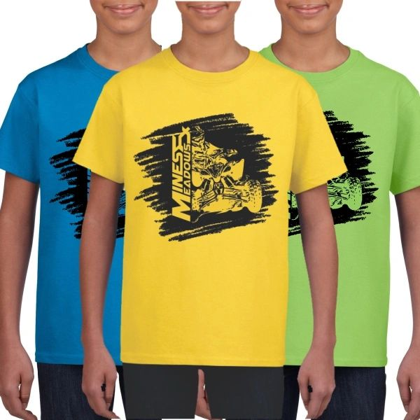 NEW - (YOUTH) Mines & Meadows Youth Tee