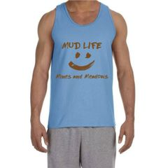 Mines & Meadows Mud Life Tank Top
