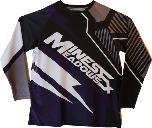 2019 Plum/Black M&M Jersey
