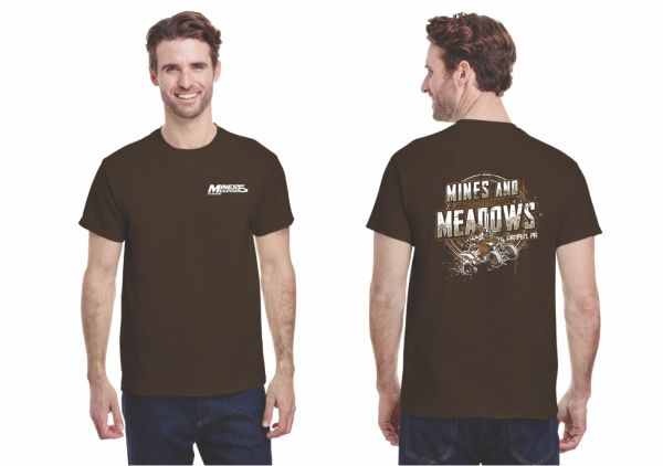 2020 M&M Quad Shirt - Brown