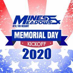 10 Memorial Day Kickoff