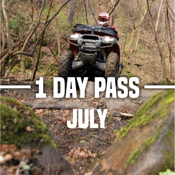 07 Mines & Meadows July Single Day Pass