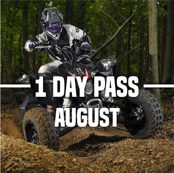 08 Mines & Meadows August Single Day Pass