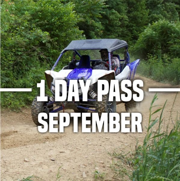 09 Mines & Meadows September Single Day Pass