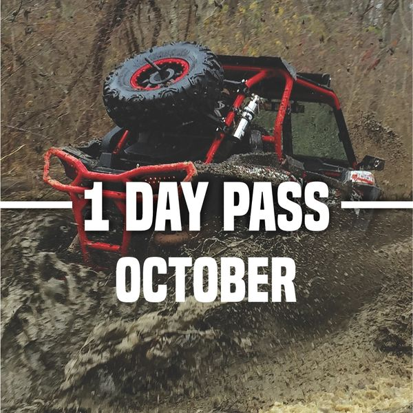 10 Mines & Meadows October Single Day Pass