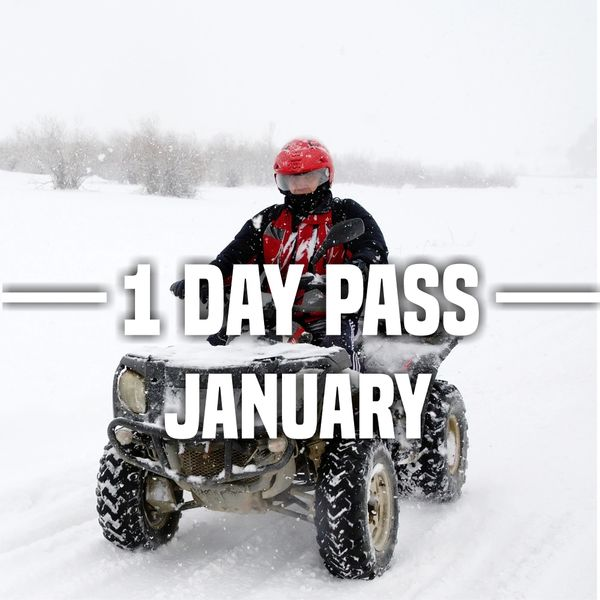 01 Mines & Meadows January Single Day Pass