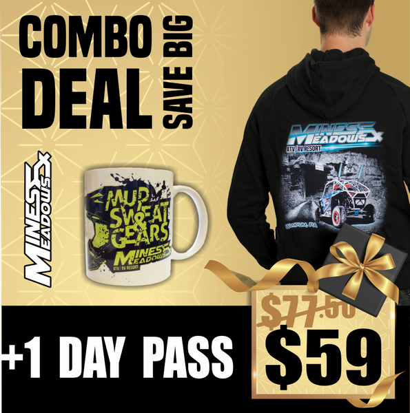Mines & Meadows Hoodie Winter Bundle Deal