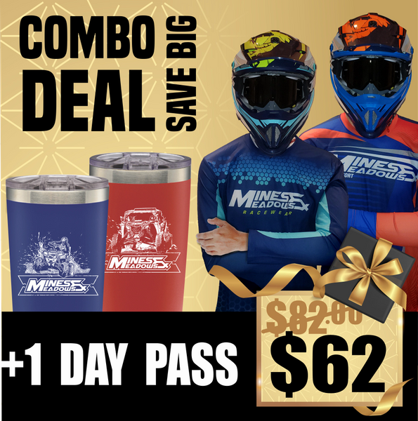 Mines & Meadows Jersey Winter Bundle Deal