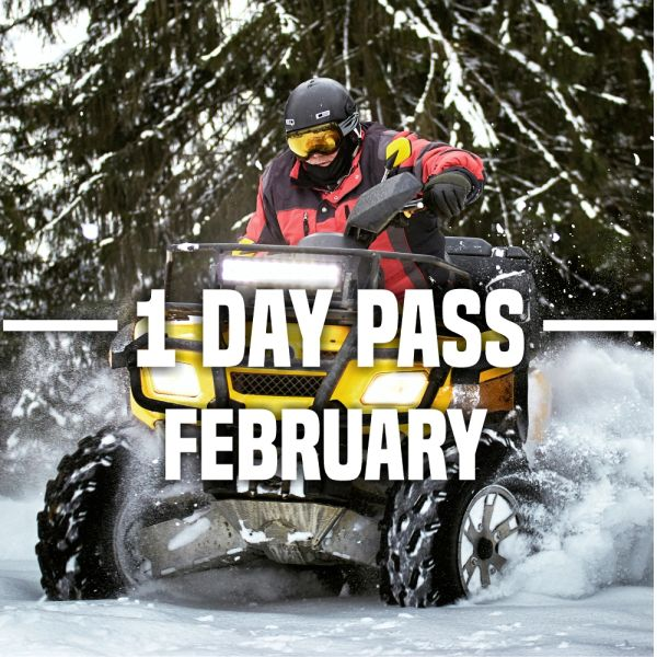 02 Mines & Meadows February Single Day Pass