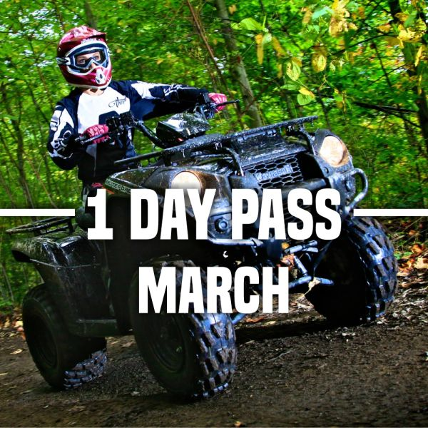 03 Mines & Meadows March Single Day Pass