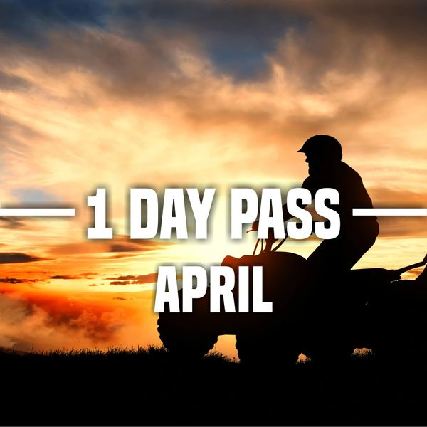 04 Mines & Meadows April Single Day Pass