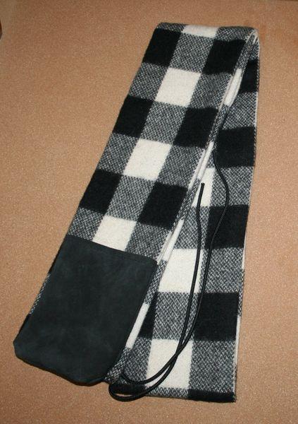 Leather Tip Longbow/Recurve Case 04