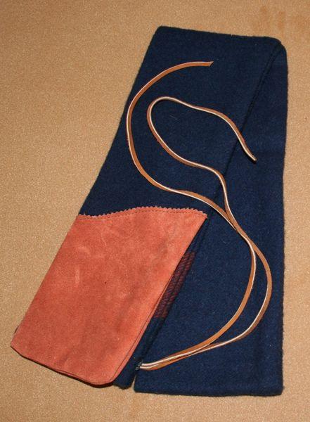 Leather Tip Longbow/Recurve Case 05