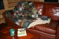 Wool Quilt 70x90