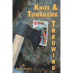 Knife & Hawk Throwing Book 01