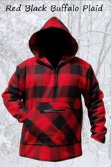 Pathfinder Red & Black Buffalo Plaid