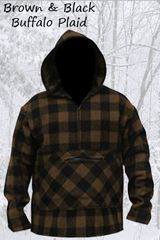 Pathfinder Brown & Black Buffalo Plaid