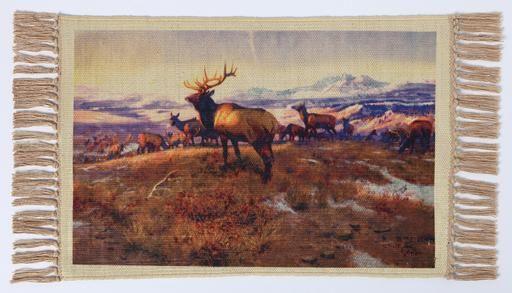 Elk Placemat 01