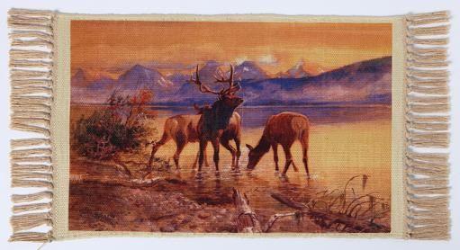 Elk Placemat 02