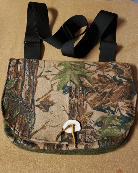 Haversack Wool Camo