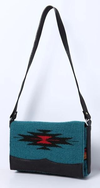 Southwest Hand bag Turquoise