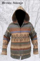 Jacket Brown Navajo