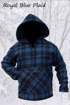 Pathfinder Royal Blue Plaid