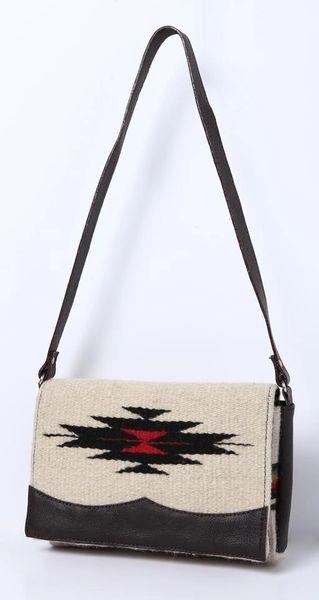 Southwest Handbag Off White