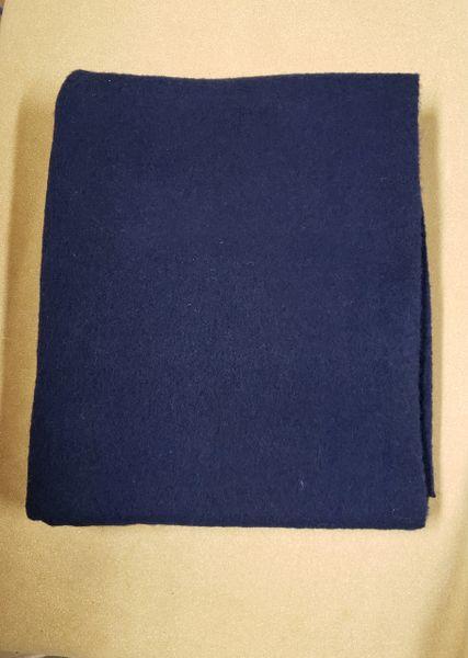 Wool Camp Blanket Navy