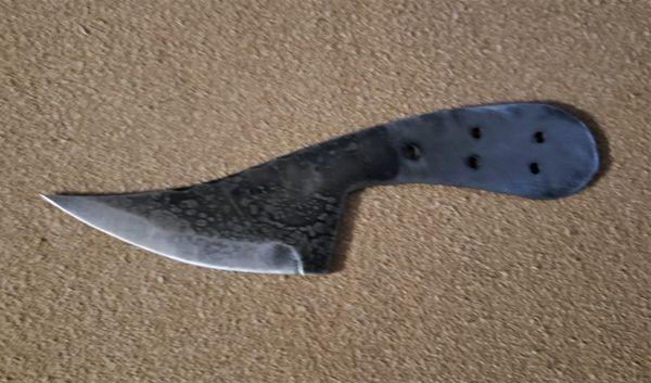 Medium Knife Blank Skinner