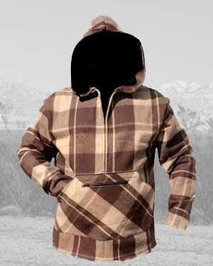 Brown Plaid Pathfinder