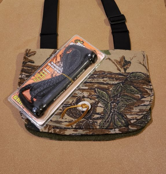Wool Haversack W/ free Deer Drag