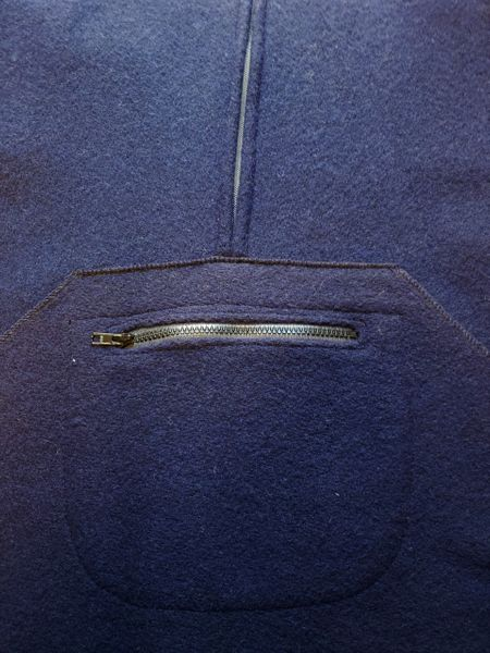 Pathfinder Navy Blue (Blanket Weight Heaviest Wool)