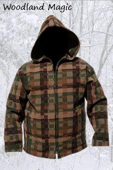 Jacket Woodland Magic