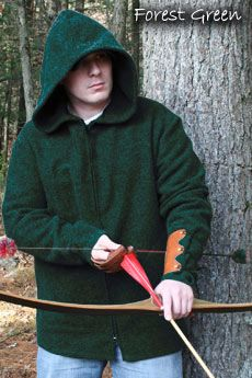 Jacket Forest Green