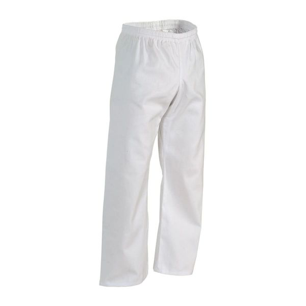 Karate Middleweight 7oz Student Elastic Waist Pants