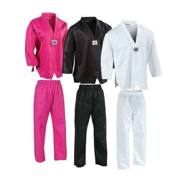 Taekwondo 6oz V-Neck Uniform