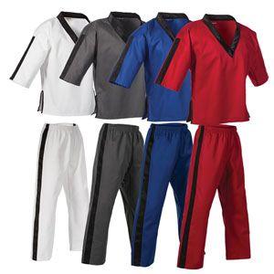 Taekwondo 7oz V-Neck Program Uniform