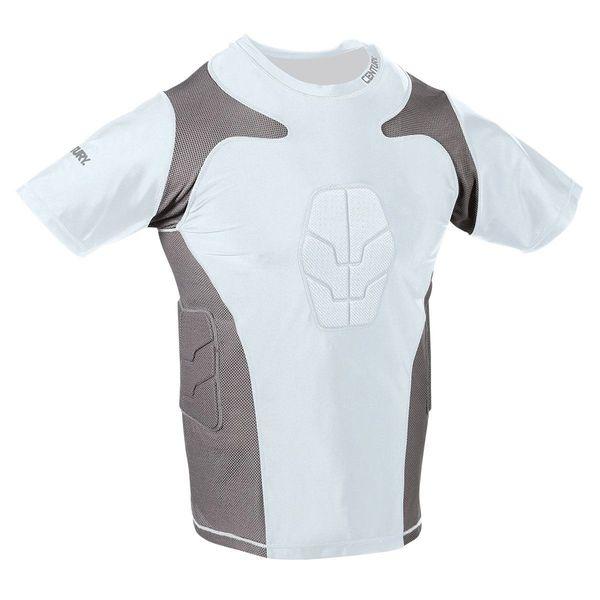 Century Short Sleeve Padded Compression Shirt