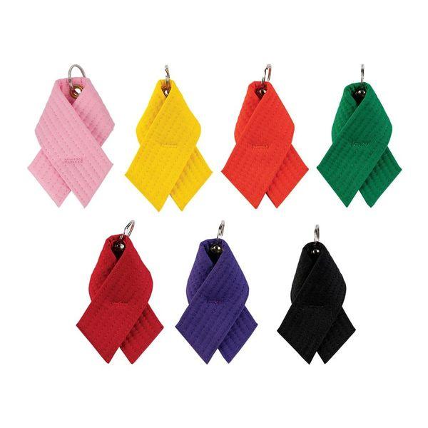 Awareness Ribbon Belt Keychain