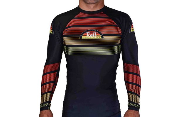 Breakpoint Let The Good Times Roll Rash Guard