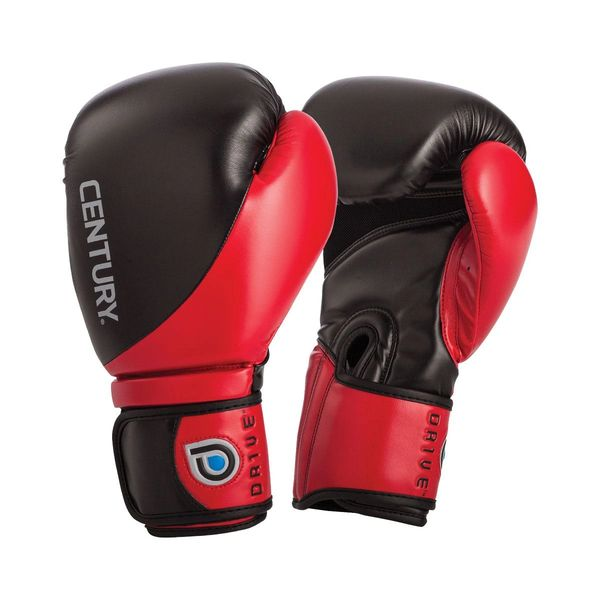 Century Drive Red & Black Sparring Gloves