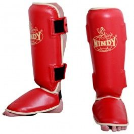 Windy Traditional Shin Instep Guards
