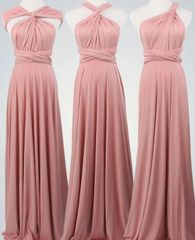 Infinity Maxi Dress Long
