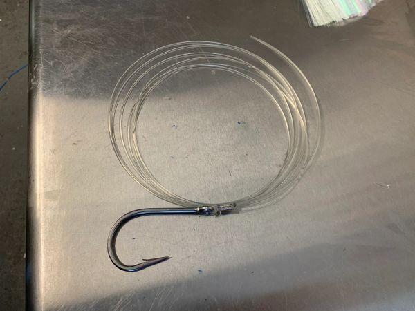 Fluorocarbon Specialty Rigs for Artificial baits/Split Bill Ballyhoo