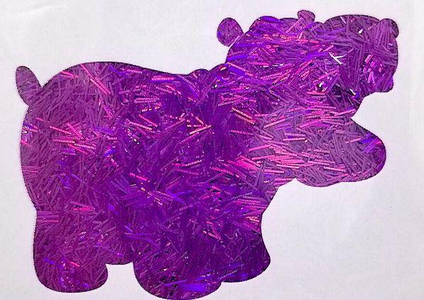 Holographic Tinsel Glitter! - Sugar Plum