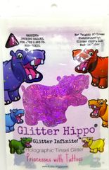 Holographic Tinsel Glitter! - Princesses with Tattoos