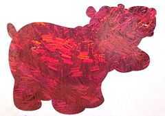 Holographic Tinsel Glitter! - Cherry Bomb