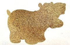 Matte Metal Glitter - Bronze